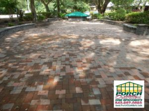 Patio Installation Hilton Head SC