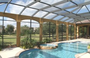 Pool Enclosures Savannah GA | Charleston SC