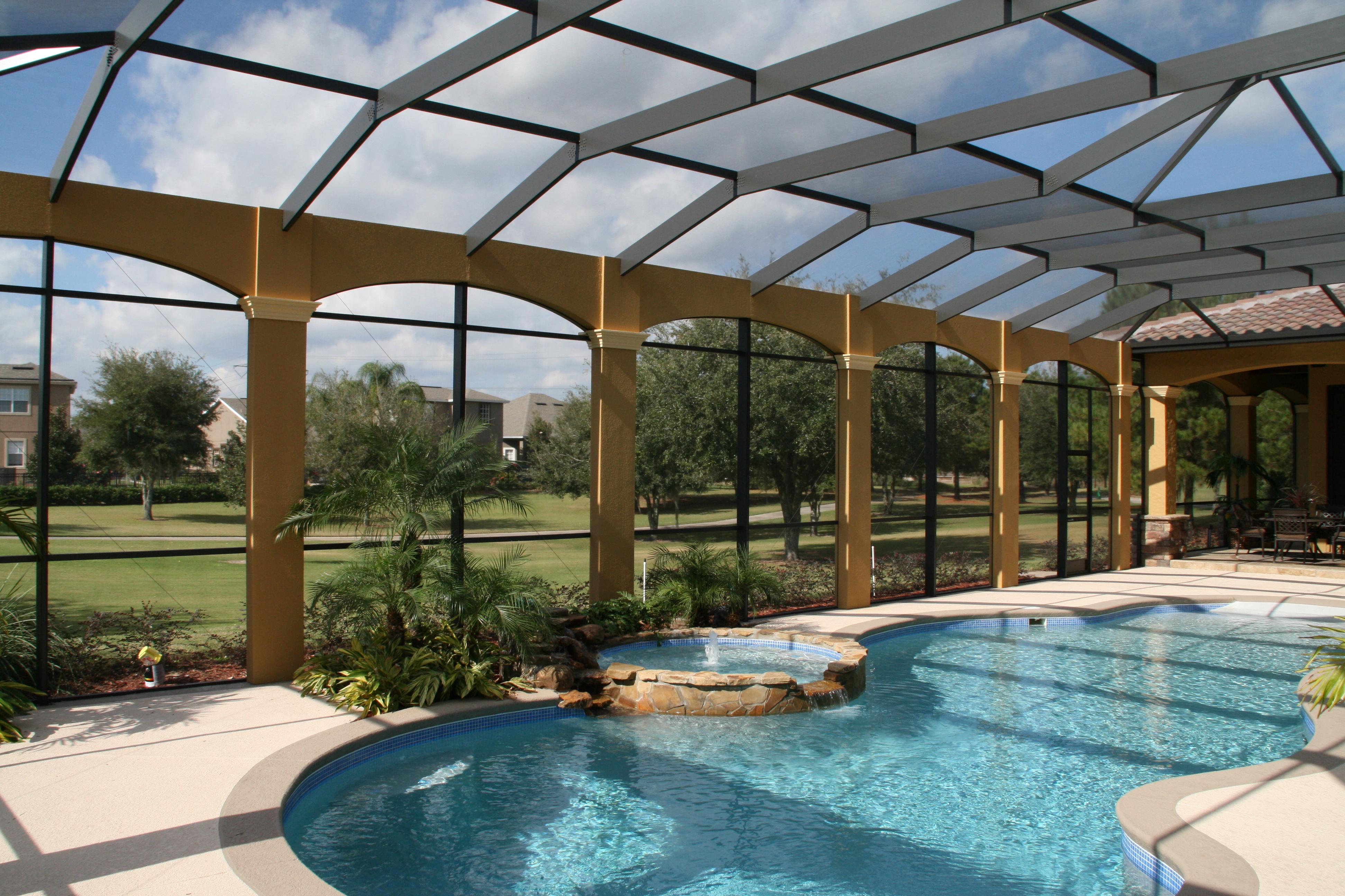 Pool Enclosures Savannah Ga Charleston Sc