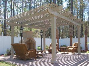Pergola Builder Hilton Head SC