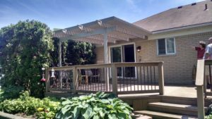 Operable Pergola Savannah GA
