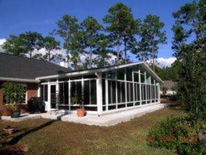 Sunrooms Bluffton Uses Porch Outfitters