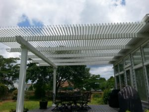 Operable Pergola Beaufort SC